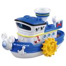 迪士尼小汽車 DM-06 唐老鴨蒸汽船_ DS15266