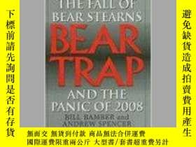 二手書博民逛書店Bear-Trap:罕見The Fall of Bear Ste