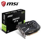 【MSI 微星】GeForce GTX 1060 AERO 3G OC 顯示卡