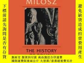 二手書博民逛書店The罕見History Of Polish LiteratureY255562 Milosz, Czesla