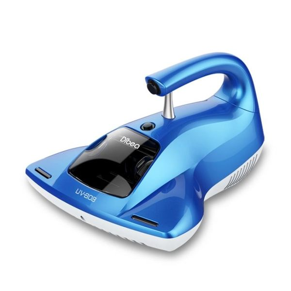 Dibea地貝床鋪除蹣儀UV-808紫外線殺菌機床上小型蹣蟲吸塵器家用igo「摩登大道」