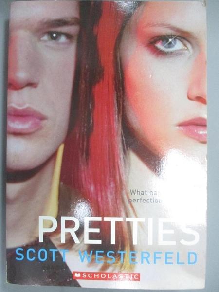 【書寶二手書T9/原文小說_GQW】Pretties Edition: Reprint_Scott Westerfeld, Scott Westerfeld