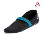 Reebok-止滑透氣瑜珈襪(L/XL)