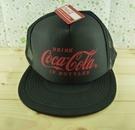 【震撼精品百貨】可口可樂_Coca Cola~棒球帽-黑