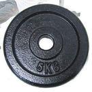 (5公斤)傳統槓片(2片裝/共10公斤)
