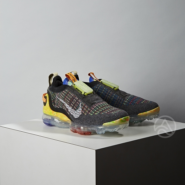 Nike Air Vapormax 2020 FK 女鞋 灰黃 氣墊 再生材質 環保 避震 慢跑鞋 CJ6741-002