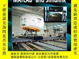 二手書博民逛書店Simulation罕見Of Dynamic Systems With Matlab And Simulink