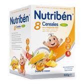 貝康Nutriben 紐滋本水果麥精 600g