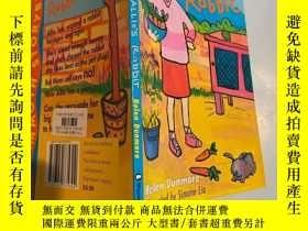 二手書博民逛書店allie s罕見rabbit 艾莉的兔子Y200392