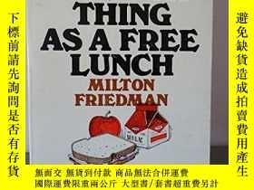 二手書博民逛書店There s罕見No Such Thing As A Free LunchY256260 Milton Fr