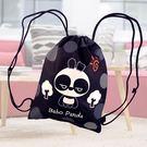 【Babo Panda】BAG-01B巴布熊貓束口袋 後背包