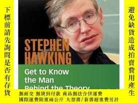 二手書博民逛書店Stephen罕見Hawking: Get to Know th
