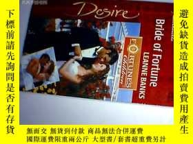 二手書博民逛書店英文原版;罕見Bride of Fortune LEANNE BANKSY14152