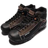 HI-TEC Trail OX Chukka I WP 拓荒者 黑 咖啡 男鞋 戶外運動鞋 靴子 重機 生存遊戲 【PUMP306】 O005710041