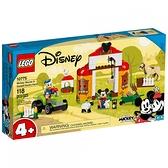 樂高積木 LEGO《 LT10775 》迪士尼系列 - Mickey Mouse & Donald Duck's Farm / JOYBUS玩具百貨