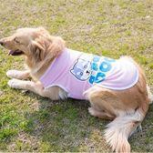 大狗狗洋裝春夏薄款薩摩耶金毛拉布拉多哈士奇大型犬夏天寵物夏裝 【店慶狂歡全館八五折】