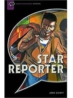 二手書博民逛書店《Star Reporter: Comic Strip (Oxf