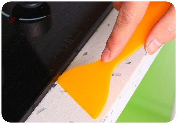 【刮板小號】貼膜刮刀 填縫工具 車用 壁貼牆貼  擠貼紙氣泡 壁紙 玻璃刮片 填縫劑刮板