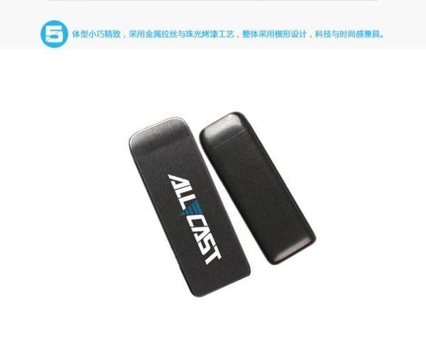 傳輸器 無線HDMI VGA同屏器airplay手機車載投屏電視高清投影儀傳輸投屏 全館免運