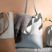 袋帆布環保袋女單肩包便攜超市手提收納袋男快意 網