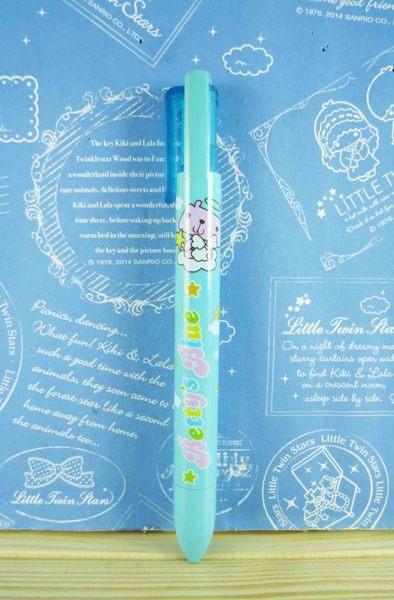 【震撼精品百貨】貝蒂熊_Betty Bear~自動筆-藍彩虹