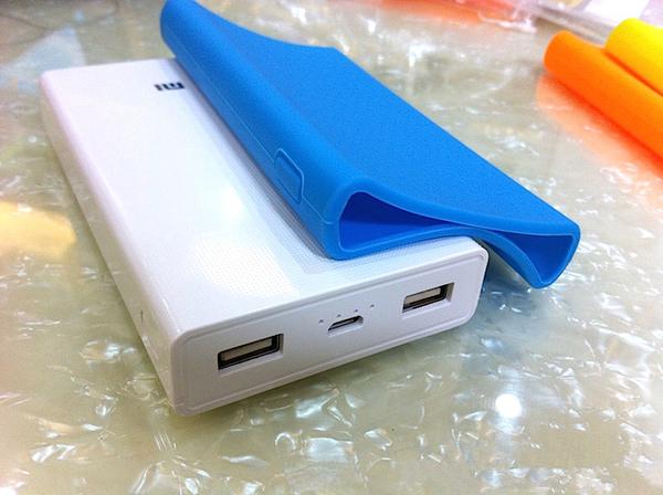 【世明國際】小米移動電源二代 20000mAh 10000MAH 矽膠 保護套 小米電源2 軟套 行動電源