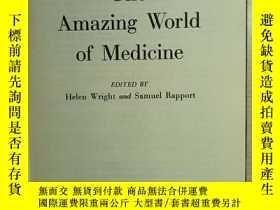 二手書博民逛書店the罕見amazing world of medicineY324452 helen wright harp
