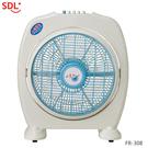 《山多力 SDL》10吋 箱型 涼風 電扇 FR-308