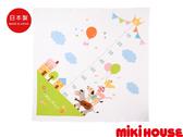MIKI HOUSE BABY 日本製 身高尺紗布大浴巾