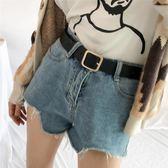 皮帶 皮帶女士簡約百搭韓國韓版褲帶女腰帶