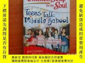 二手書博民逛書店Teens罕見Talk Middle School23429 J