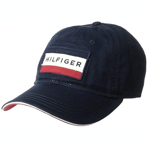 Tommy Hilfiger 湯米Cole棒球帽(深藍色)