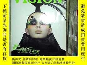 二手書博民逛書店VISION青年視覺罕見2008 1Y203004