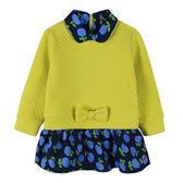 『小鱷魚童裝』假2件式洋裝(02號~10號)534386