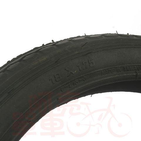 *阿亮單車*CST 正新輪胎18x1.75單車外胎,公路胎紋《A23-704》