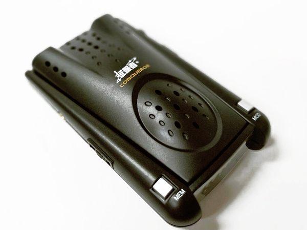 征服者 GPS-AM6 行車雷達測速器 【1212下殺】