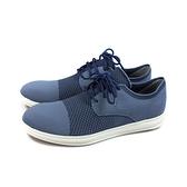 inooknit 休閒鞋 德比鞋 灰藍色 針織 男鞋 IK-BJIFM0505-555 no003