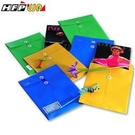 《享亮商城》F121-N 黃 不透明A4直式文件袋+名片袋 HFP