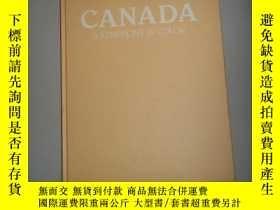 二手書博民逛書店Canada罕見A Symphony in Color7938