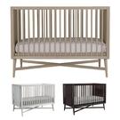 【預計5月底到貨/奶茶色7月上旬】LEVANA New York 紐約五合一嬰兒成長床(單床)3色可選
