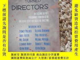 二手書博民逛書店ACTORS罕見TURNED DIRECTORS(訪談:轉型導演的演員們)Y137730 JON STEVEN