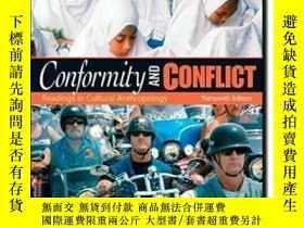 二手書博民逛書店Conformity罕見And ConflictY368185