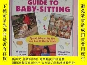 二手書博民逛書店Guide罕見to Baby-Sitting (Baby-Sit