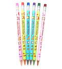 三麗鷗明星TABO大寶皮頭自動色鉛筆(六入裝)