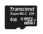 TS4GUSD220I 創見 Industrial Temp microSDHC220I UHS-I U1 card 4G 4GB UHS-I U1 Micro SDHC220I記憶卡 工業用