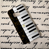 [M10 硬殼] htc One M10 10 M10h 手機殼 外殼 鋼琴琴鍵