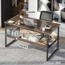 電腦桌臺式小桌子家用簡約辦公桌租房臥室小型學習寫字桌簡易書桌 樂活生活館