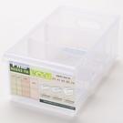 FINE 隔板整理盒 附輪 淺型款 4.7L LF2004 30.5x16.8x12.7cm