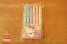 Hello Kitty 凱蒂貓 馬卡龍6色螢光筆組 957823