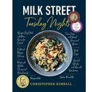 2018/2019 美國得獎作品 Milk Street Tuesday Nights: More than 200 Simple Weeknight Suppers that Deliver October 16, 2018